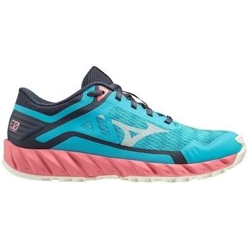 Pantofi Femei Fitness și Training Mizuno Wave Ibuki 3 Albastre, Albastru marim