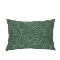 Casa Fețe pentru perne Broste Copenhagen MUSHROOM Verde / Smarald