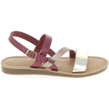 Pantofi Femei Sandale  TBS Beattys Bordeaux Platine roșu