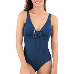 Îmbracaminte Femei Costum de baie 1 piesă  Laura Beach 991388-C18 albastru
