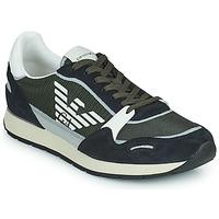 Pantofi Bărbați Pantofi sport Casual Emporio Armani ANIMA Negru
