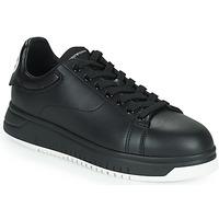 Pantofi Bărbați Pantofi sport Casual Emporio Armani ANITY Negru