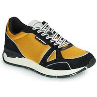 Pantofi Bărbați Pantofi sport Casual Emporio Armani TREMMA Negru / Galben