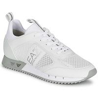 Pantofi Pantofi sport Casual Emporio Armani EA7 BLACK&WHITE LACES Alb