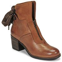 Pantofi Femei Botine Casta PONTA Coniac