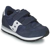 Pantofi Băieți Pantofi sport Casual Saucony JAZZ DOUBLE HL Albastru / Alb