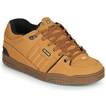 Pantofi Bărbați Pantofi de skate Globe FUSION Camel