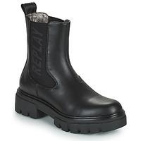 Pantofi Femei Ghete Replay HANNA WESTCROFT Negru