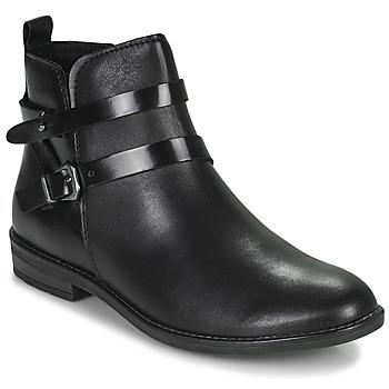 Pantofi Femei Ghete Marco Tozzi KARIMA Negru