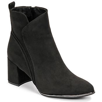 Pantofi Femei Botine Marco Tozzi ARRANGA Negru