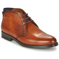 Pantofi Bărbați Ghete Lloyd PATRIOT Coniac