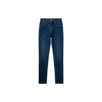 Îmbracaminte Fete Jeans skinny Pepe jeans MADISON JEGGIN Albastru