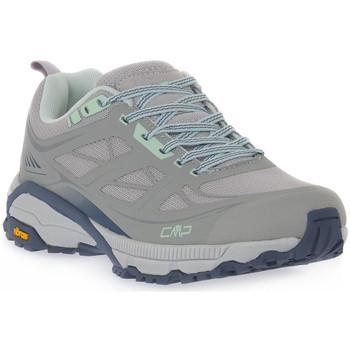 Pantofi Femei Drumetie și trekking Cmp A425 HAPSU BORDIC WALKING Grigio