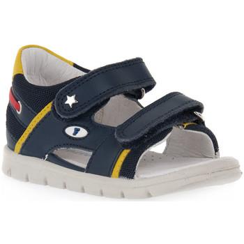 Pantofi Fete Sandale  Naturino FALCOTTO 0C02 NEW SAILING Blu