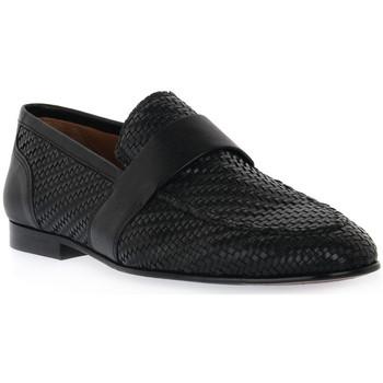 Pantofi Bărbați Mocasini Marco Ferretti NERO INTRECCIO Nero