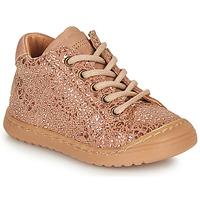 Pantofi Fete Ghete Bisgaard THOR Roz / Auriu