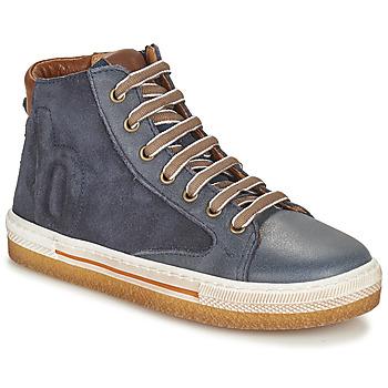 Pantofi Băieți Pantofi sport stil gheata Bisgaard GEORG Albastru