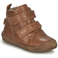 Pantofi Băieți Pantofi sport stil gheata Bisgaard DEE Coniac