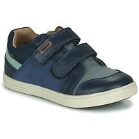 Pantofi Băieți Pantofi sport Casual Bisgaard LEVI TEX Albastru