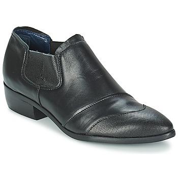 Pantofi Femei Ghete Stephane Gontard DELIRE Negru