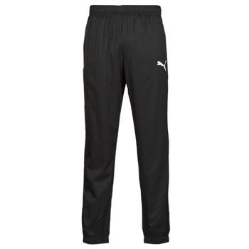 Îmbracaminte Bărbați Pantaloni de trening Puma ESS ACTIVE WOVEN PANT Negru
