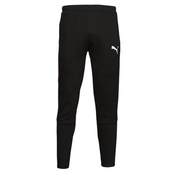 Îmbracaminte Bărbați Pantaloni de trening Puma EVOSTRIPE CORE FZ PANT Negru