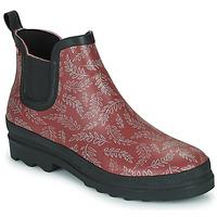 Pantofi Femei Cizme de cauciuc Sanita FELICIA Bordo