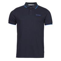 Îmbracaminte Bărbați Tricou Polo mânecă scurtă Hackett HM562897 Albastru