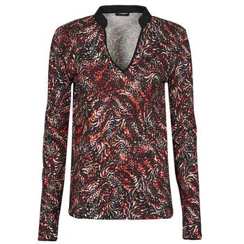 Îmbracaminte Femei Topuri și Bluze One Step FT10191 Roșu / Multicolor