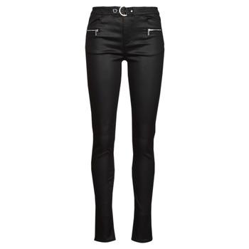 Îmbracaminte Femei Pantalon 5 buzunare Morgan PBIKER Negru