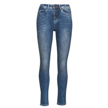 Îmbracaminte Femei Jeans slim Freeman T.Porter MERYLE S-SDM Albastru / LuminoasĂ