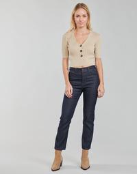 Îmbracaminte Femei Jeans drepti Freeman T.Porter MONIKA DENIM Albastru / Brut