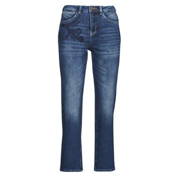Îmbracaminte Femei Jeans drepti Freeman T.Porter MONIKA SDM Albastru