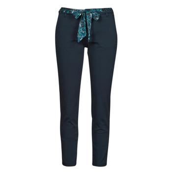 Îmbracaminte Femei Pantalon 5 buzunare Freeman T.Porter CLAUDIA FELICITA Albastru