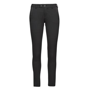 Îmbracaminte Femei Pantalon 5 buzunare Freeman T.Porter TESSA CLASSICO Negru