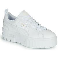 Pantofi Femei Pantofi sport Casual Puma MAYZE Alb