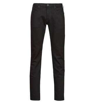 Îmbracaminte Bărbați Jeans slim Emporio Armani 8N1J06 Negru