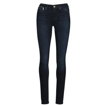Îmbracaminte Femei Jeans slim Only ONLISA Albastru / Culoare închisă