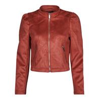 Îmbracaminte Femei Jachete din piele și material sintetic Only ONLSHELBY Roz