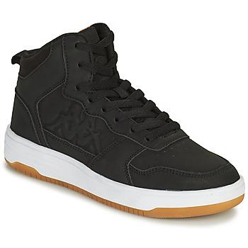 Pantofi Băieți Pantofi sport stil gheata Kappa SEATTLE MID Negru
