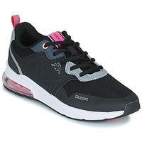 Pantofi Fete Pantofi sport Casual Kappa SPLINTER LACE KID Albastru / Roz