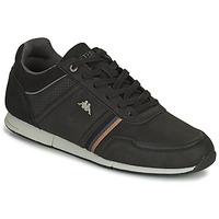 Pantofi Bărbați Pantofi sport Casual Kappa TYLER Negru