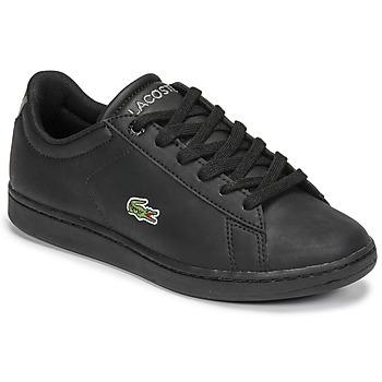 Pantofi Copii Pantofi sport Casual Lacoste CARNABY EVO BL 21 1 SUJ Negru