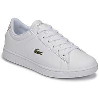 Pantofi Copii Pantofi sport Casual Lacoste CARNABY EVO BL 21 1 SUJ Alb