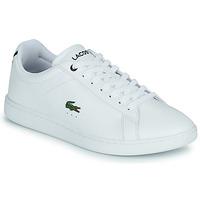Pantofi Bărbați Pantofi sport Casual Lacoste CARNABY BL21 1 SMA Alb