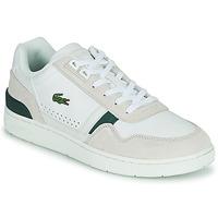Pantofi Bărbați Pantofi sport Casual Lacoste T-CLIP 0120 3 SMA Alb / Bej