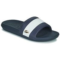 Pantofi Bărbați Șlapi Lacoste CROCO SLIDE 120 3 US CMA Albastru / Alb