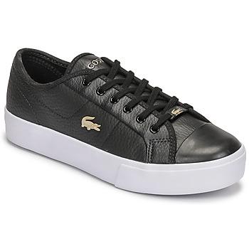 Pantofi Femei Pantofi sport Casual Lacoste ZIANE PLUS GRAND 07211CFA Negru