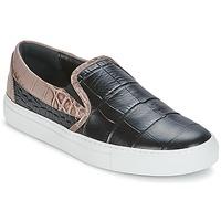 Pantofi Femei Pantofi Slip on Sonia Rykiel Sonia By - Sketch202 Negru / Taupe