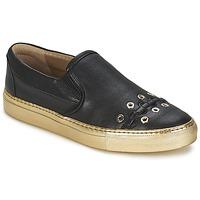Pantofi Femei Pantofi Slip on Sonia Rykiel MINI ŒILLETS Negru